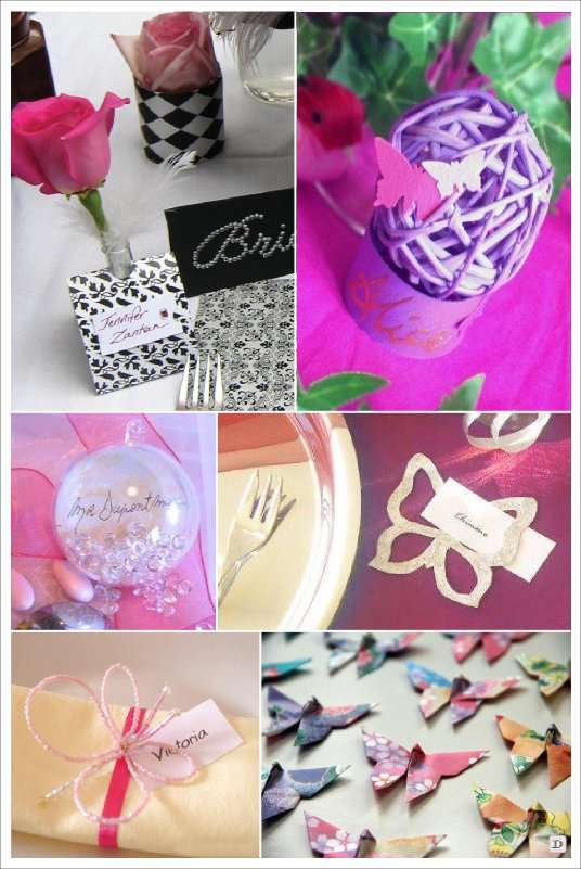 Mariage Theme Papillons Idees Deco