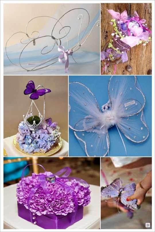 Mariage theme papillons idees deco for Decoration porte pour mariage