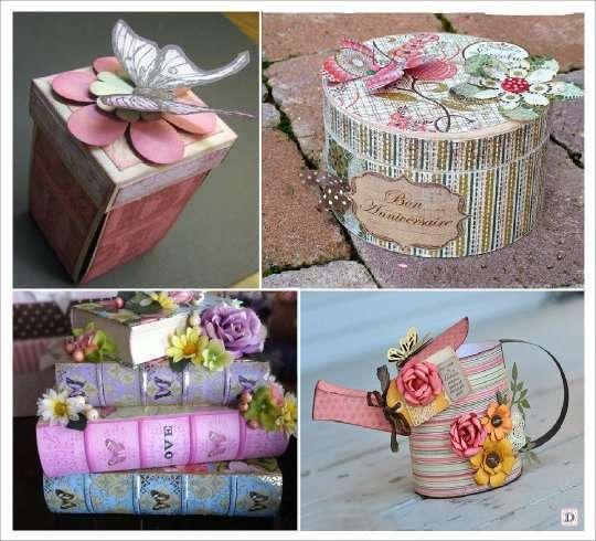 mariage papillon urne tirelire boite ronde arrosoir - Urne Mariage Champetre