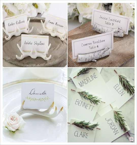 Decorations Galets Mariage