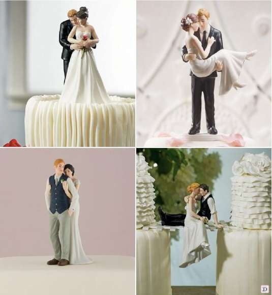 figurine pi ce mont e pour mariage. Black Bedroom Furniture Sets. Home Design Ideas