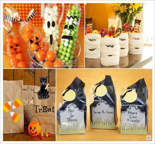 Decoration halloween idees - Decoration pour pierre tombale ...
