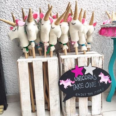 anniversaire licorne animation cheval