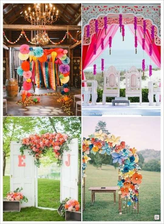 Decoration c r monie mariage for Decoration ceremonie