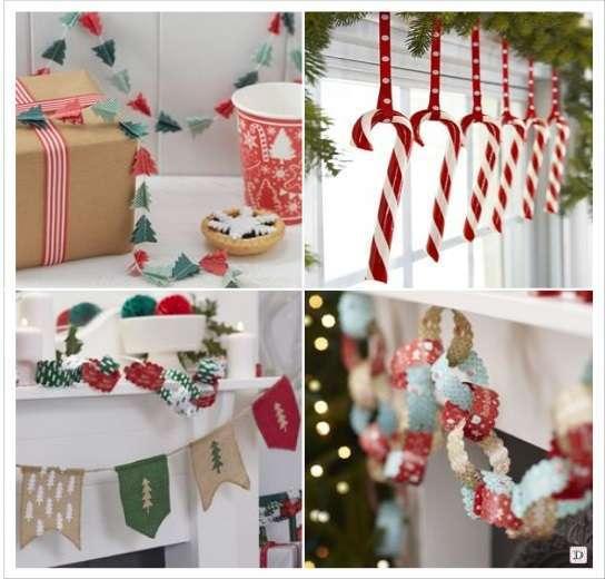 Sucre Dorge Decoration De Noel