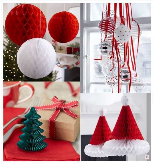 Suspension noel for Boule de noel plastique a decorer