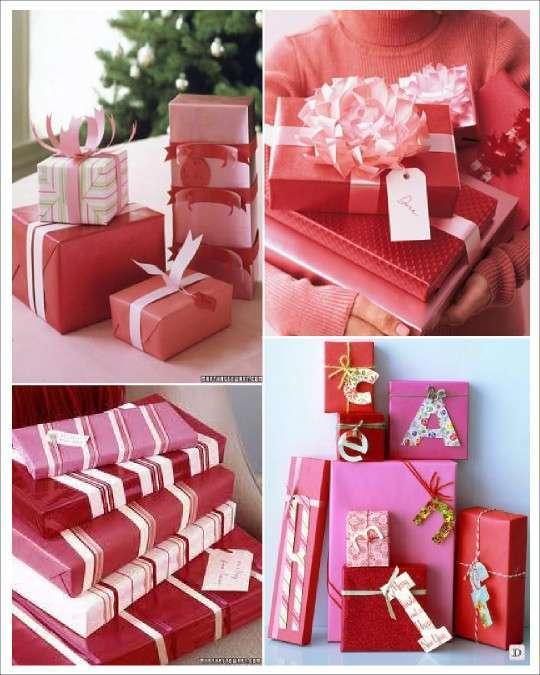 emballage_cadeau_noel_ruban_diagonale_fleur_etiquette_lettre