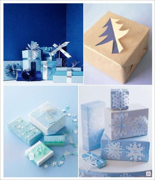 id es emballage cadeau noel diy. Black Bedroom Furniture Sets. Home Design Ideas