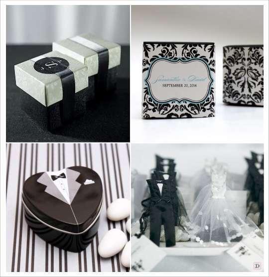 deco mariage noir et blanc soyez audacieux. Black Bedroom Furniture Sets. Home Design Ideas