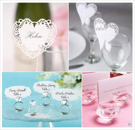 mariage baroque marque place ceour dentelle papier verre