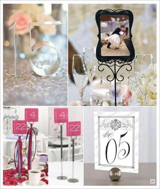Noms de table mariage loisirs créatifs bricolage chiffre en metal porte numero fer forge boule argentee