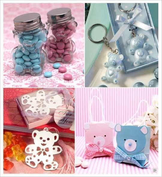 cadeaux theme ourson bocal en verre