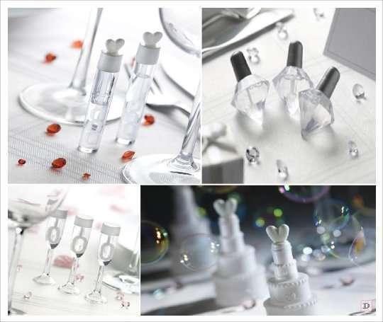 sortie eglise bulles de savon tubes diamant