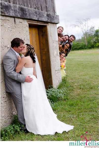 photo mariage humoristique voyeur