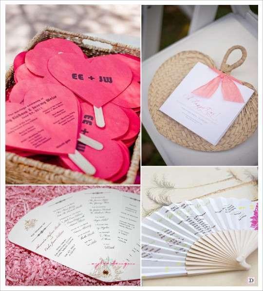 idees programme mariage livret de messe sur batonnet eventail - Exemple Livret De Messe Mariage
