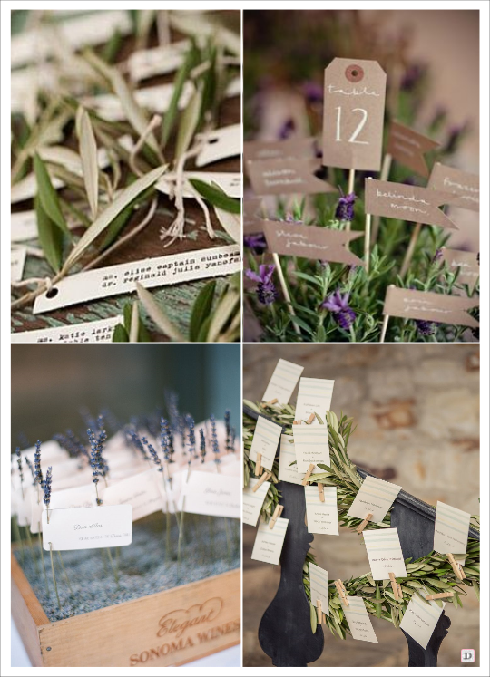 Decorations Mariage Provencal