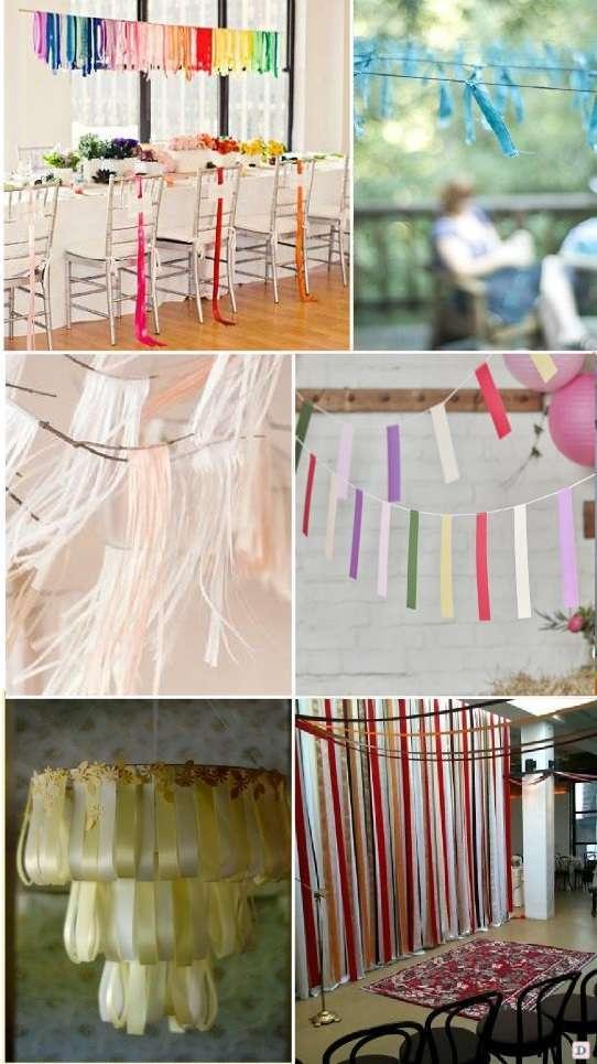 Peinture et papier peint pour chambre - Idee deco salle mariage ...
