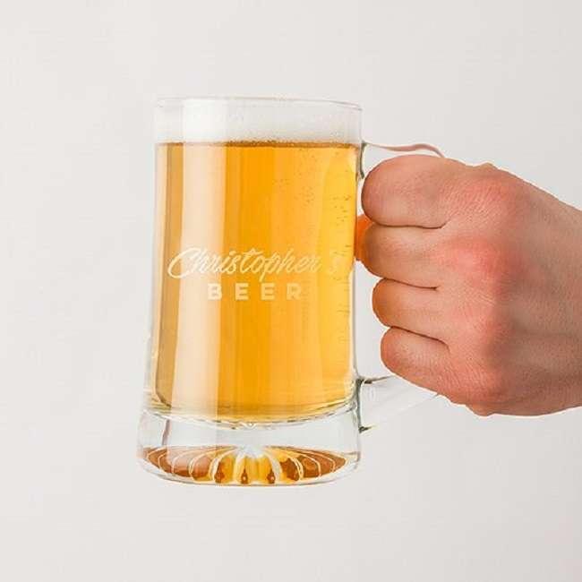 verre biere cadeau temoin mariage homme