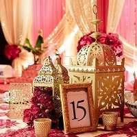 theme mariage oriental
