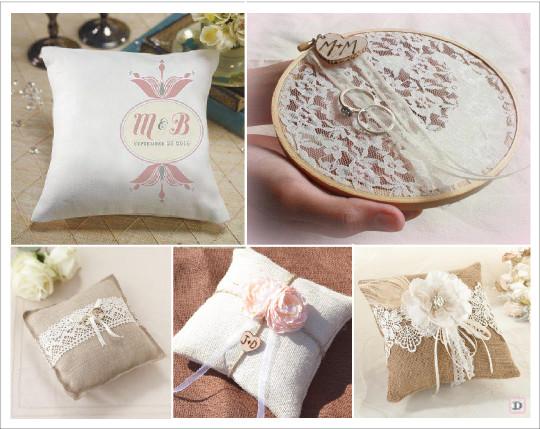 Decoration mariage vintage retro for Comment faire un coussin de sol