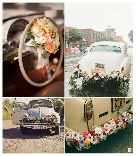 id es decoration voiture mariage. Black Bedroom Furniture Sets. Home Design Ideas