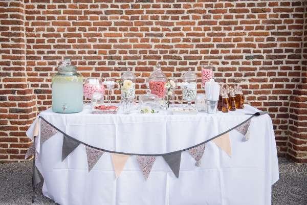 decoration_mariage_rustique_retro candy bar bonbonniere
