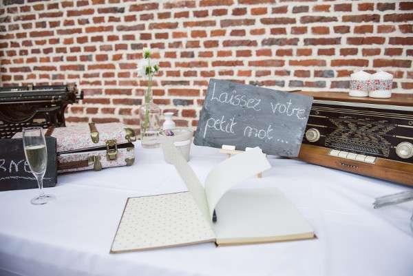 decoration de mariage champetre. Black Bedroom Furniture Sets. Home Design Ideas